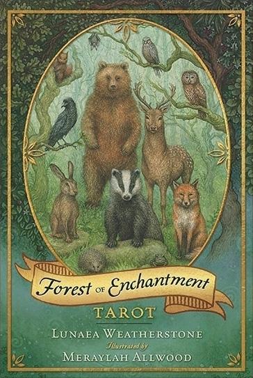 Forest Of Enchantment Tarot Deck