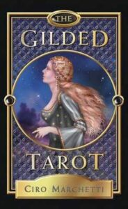 The Gilded Tarot Deck Cover
