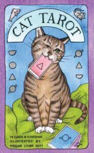 cat tarot deck cover