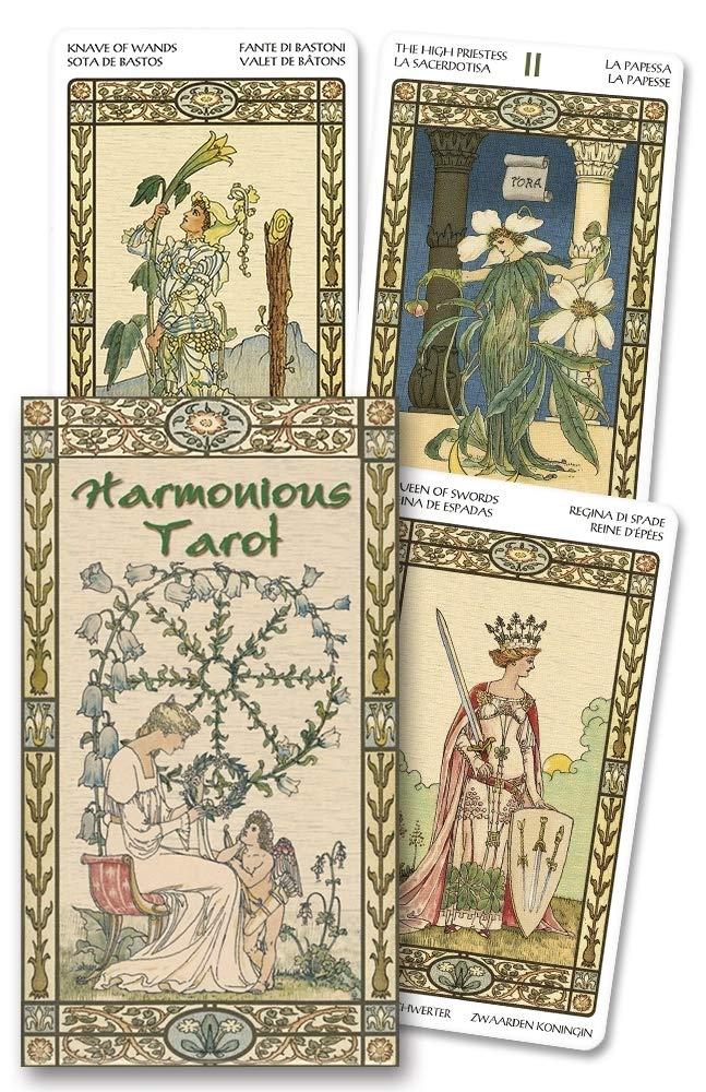 Harmonious Tarot Review