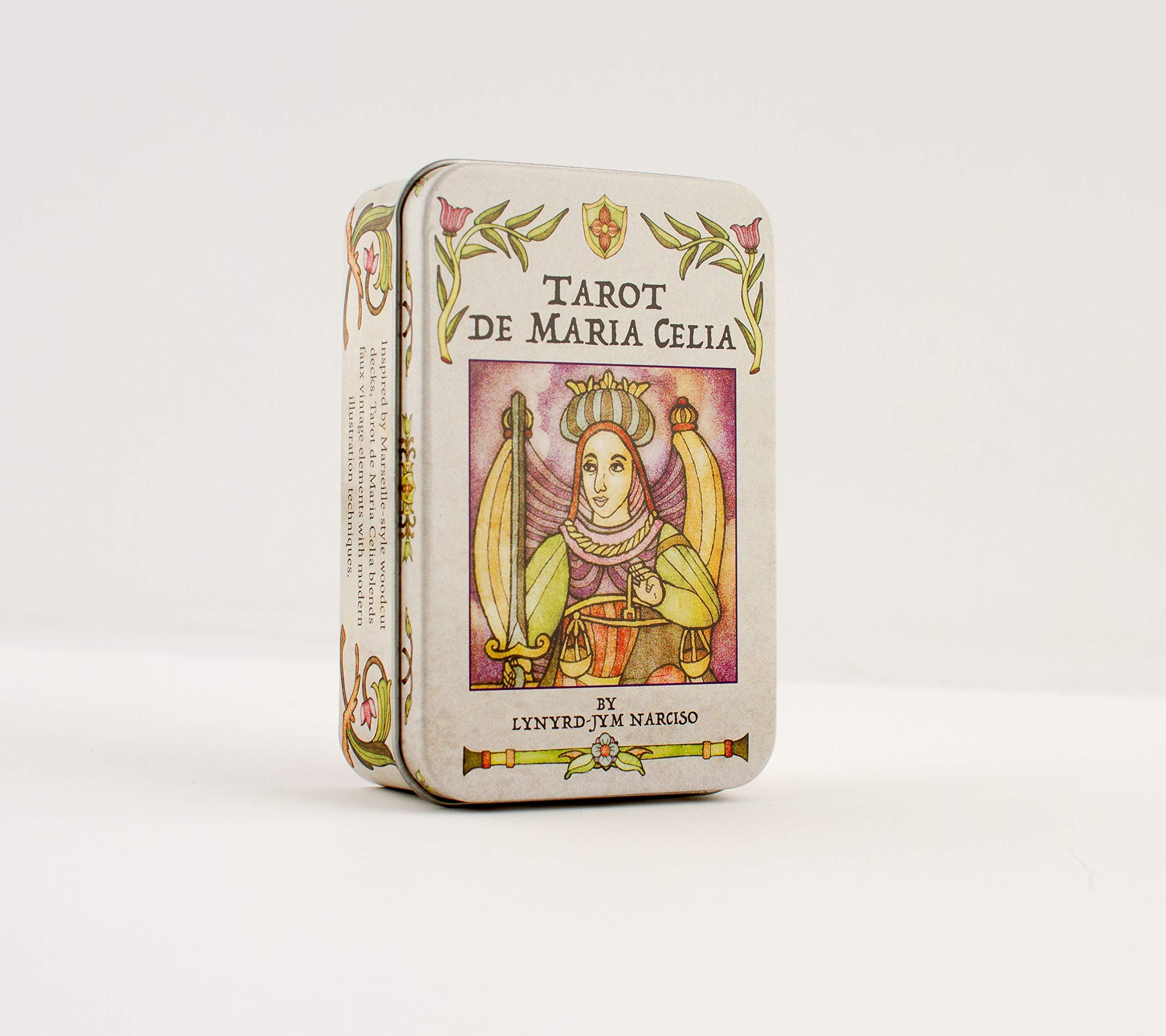Tarot De Maria Celia Review