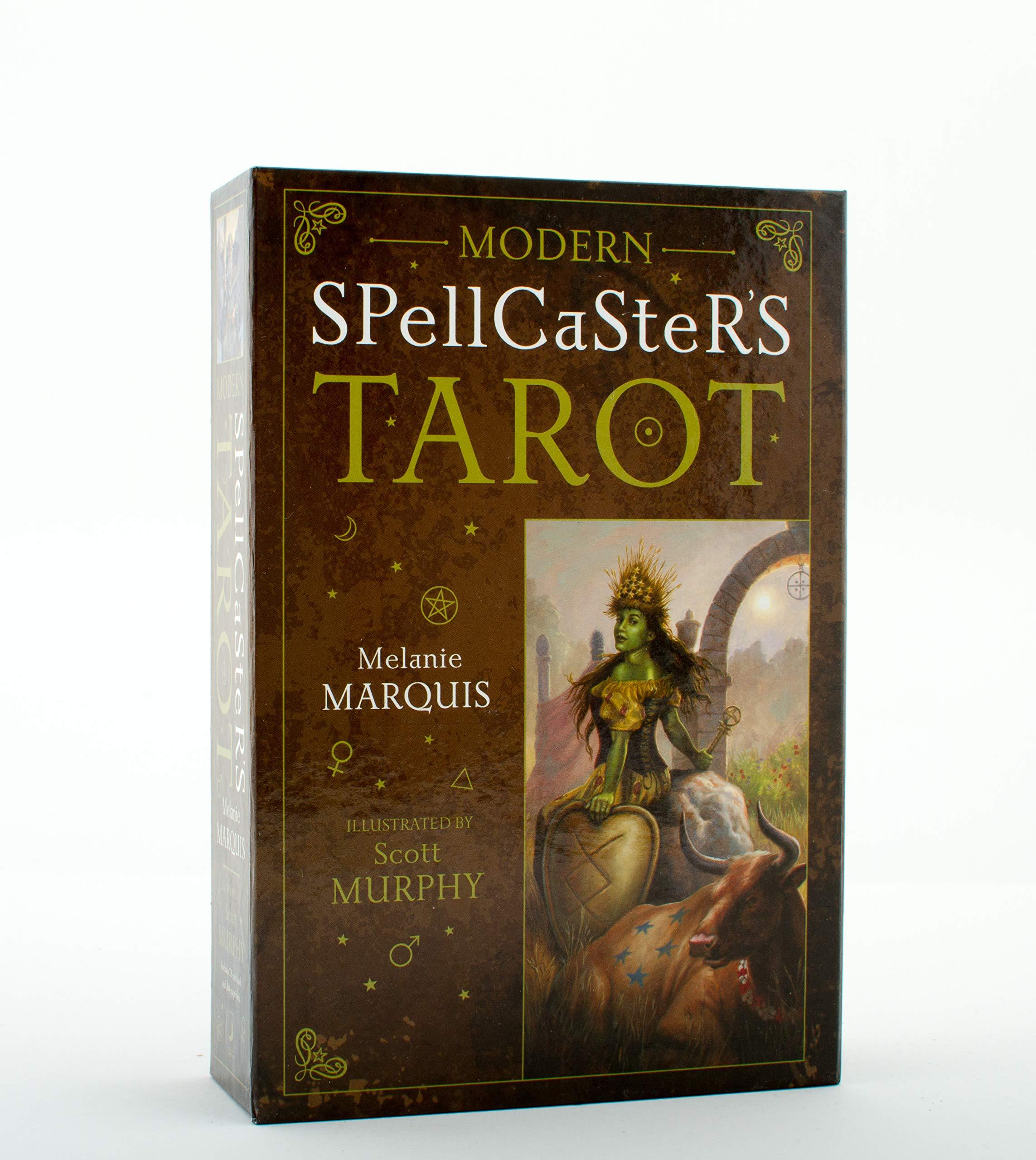 Modern Spellcaster's Tarot Review