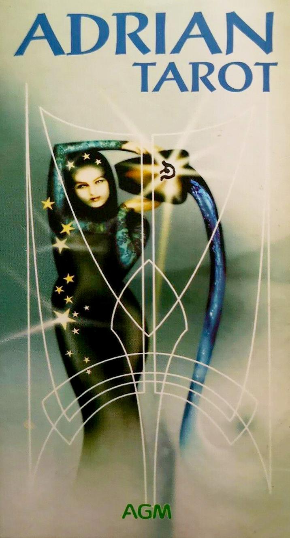 Adrian Tarot Deck Cover