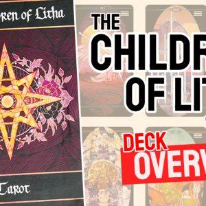 The Children of Litha Tarot Review