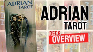 Adrian Tarot Deck Overview - All Tarot Cards List