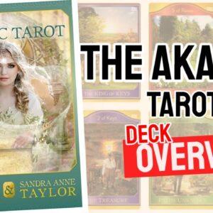 Akashic Tarot Deck Overview - All Tarot Cards List