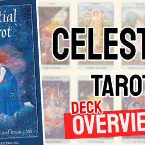Celestial Tarot Deck Overview - All Tarot Cards List