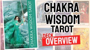 Chakra Wisdom Tarot Deck REVIEW - All Tarot Cards List