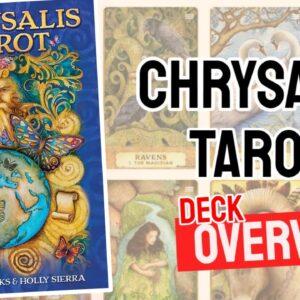 Chrysalis Tarot Deck REVIEW - All Tarot Cards List
