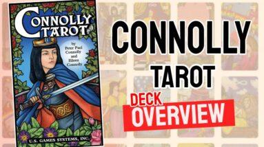 Connolly Tarot Deck Overview - All Tarot Cards List