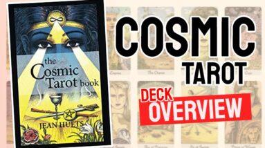 Cosmic Tarot Deck Overview - All Tarot Cards List
