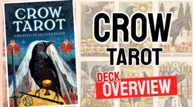 Crow Tarot Deck REVIEW - All Tarot Cards List