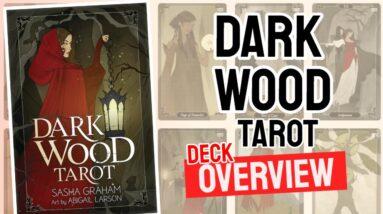 Dark Wood Tarot Deck REVIEW - All Tarot Cards List