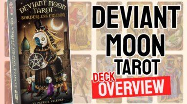 Deviant Moon Tarot Deck Overview - All Tarot Cards List