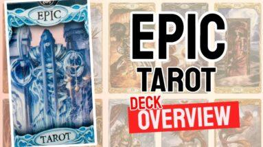 Epic Tarot Deck Overview - All Tarot Cards List