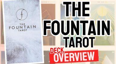 Fountain Tarot Deck REVIEW - All Tarot Cards List