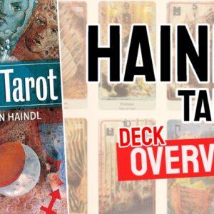 Haindl Tarot Deck Overview - All Tarot Cards List