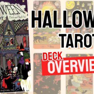 Halloween Tarot Deck Overview - All Tarot Cards List