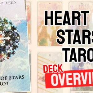 Heart of Stars Tarot Deck Overview - All Tarot Cards List