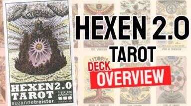 Hexen2.0 Tarot Deck Overview - All Tarot Cards List