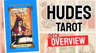 Hudes Tarot Deck REVIEW - All Tarot Cards List