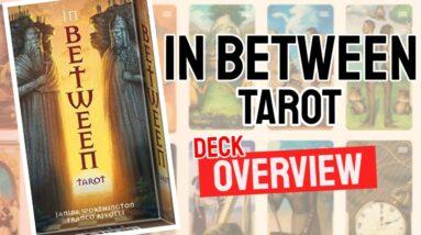 In Between Tarot Deck Overview - All Tarot Cards List
