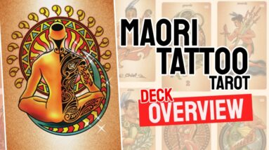 Maori Tattoo Tarot Deck REVIEW - All Tarot Cards List