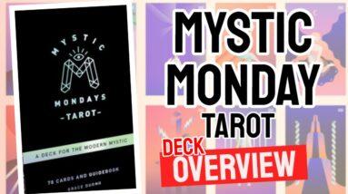 Mystic Monday Tarot Deck REVIEW - All Tarot Cards List