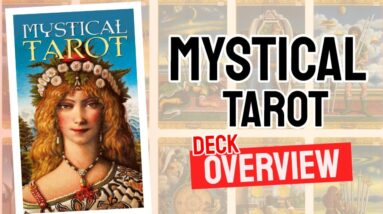 Mystical Tarot Deck REVIEW - All Tarot Cards List
