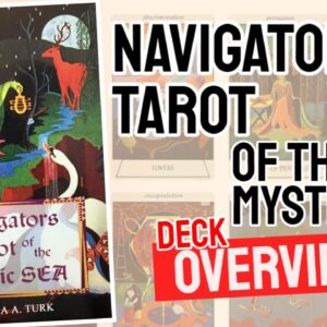 Navigators Tarot Deck REVIEW - All Tarot Cards List