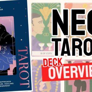 Neo Tarot Deck REVIEW - All Tarot Cards List