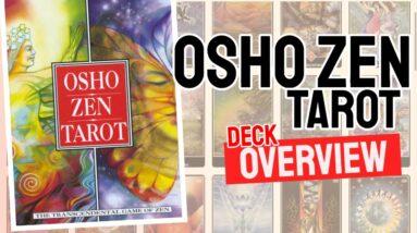 Osho Zen Tarot Deck REVIEW - All Tarot Cards List