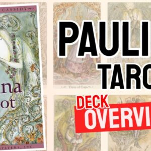 Paulina Tarot Deck REVIEW - All Tarot Cards List