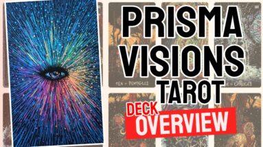 Prisma Tarot Deck REVIEW - All Tarot Cards List