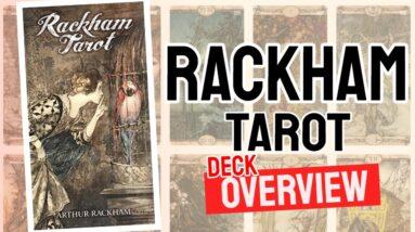 Rackham Tarot Deck REVIEW - All Tarot Cards List