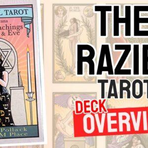 Raziel Tarot Deck REVIEW - All Tarot Cards List