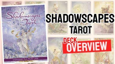 Shadowscapes Tarot Deck REVIEW - All Tarot Cards List