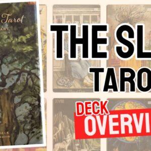 Slow Tarot Deck REVIEW - All Tarot Cards List