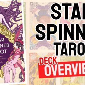 Star Spinner Tarot Deck REVIEW - All Tarot Cards List