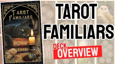 Tarot Familiars Deck REVIEW - All Tarot Cards List