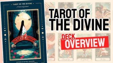 Tarot Of The Divine Deck REVIEW - All Tarot Cards List