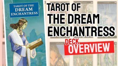 Tarot of the Dream Enchantress Deck REVIEW - All Tarot Cards List