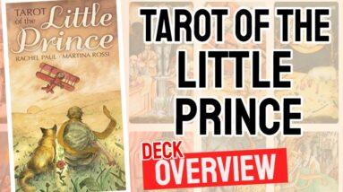 Tarot of the Little Prince Deck REVIEW - All Tarot Cards List