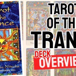 Tarot of the Trance Deck REVIEW - All Tarot Cards List
