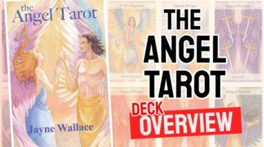 The Angel Tarot Deck REVIEW - All Tarot Cards List