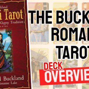 The Buckland Romani Tarot Deck Overview - All Tarot Cards List