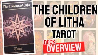 The Children of Litha Tarot Deck Overview - All Tarot Cards List