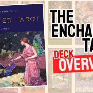 The Enchanted Tarot Deck REVIEW - All Tarot Cards List