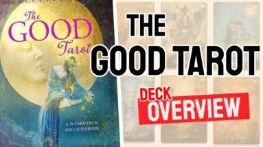 The Good Tarot Deck REVIEW - All Tarot Cards List
