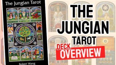 The Jungian Tarot Deck REVIEW - All Tarot Cards List
